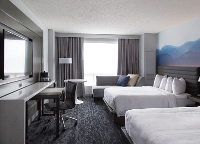 Nashville Marriott rooms